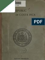 The Republic of Costa Rica (1898, Gustavo Niederlein