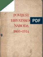 Povijest hrvatskog naroda, 1860 - 1914 (Jaroslav Šidak - Mirjana Gross)