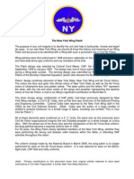 New York Wing Patch History