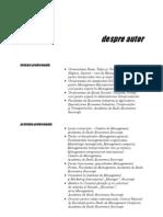 Carte Management Strategic