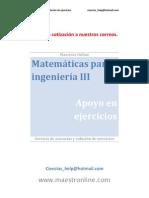 Matematicas Para Ingenieria 3
