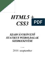 Html5 Css3 Osszefoglalo v1
