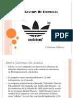 Tópicos De Gestión De Empresas (adidas)