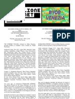 LG Williams Invited To Participate In The Internet Pavilion For La Biennale Di Venezia 2011 (The Venice Biennial 2011)