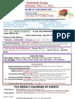 Bulletin 5.11.11
