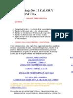 Guía termometría y calorimetría