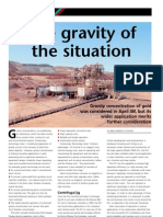 2007-05 Gravity Separation