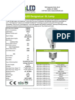EarthLED DesignoLux™ GL