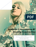 Symbolic Consumption and Identity construction
