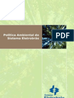 Manual Politica Ambiental Sistema Eletrobras