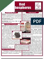 Red Phosphorus Facts