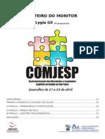COMJESP - Roteiro para monitores (Opção 2)