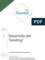 Presentacion Sapidup Web