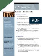 Economia Politica - La Moneta, La Banca e La Borsa
