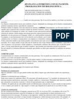 Primera Ponencia 2003 Entrevista Con El Paciente