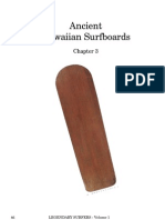 Ancient Hawaiian Surfboards