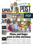 Today's Frontpage May,11 2011