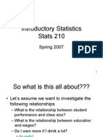 Econ 210 Spring 2007 Lecture 1 Basic Probability PDF