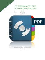 Pocket Informant UserGuide