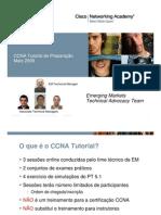 CCNA Tutorial - Português