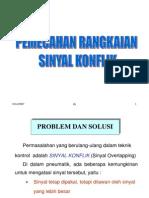 Solusi sinyal konflik