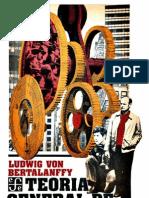 Bertalanffy Ludwig Von. Teoria General de Los Sistemas