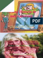 Melany Historia de una Anoréxica