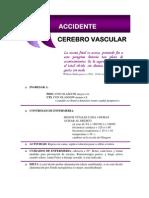 Tratamiento Del Accidente Cerebrovascular