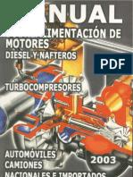 manual  sobrealimentacion de motores diesel y nafteros  turbo compresores