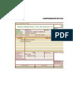 COMPROBANTE DE PAGO CAMARA DE COMERCIO