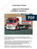 Das mustergültige System Rettungsdienst Deutschland