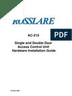 AC-215 Manual 23.10.05