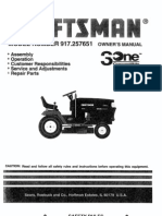 Craftsman 917257651 Manual
