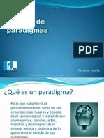 Ruptura de Paradigmas 2011