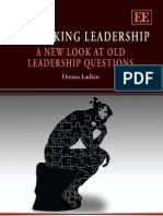 Rethinking Leadership