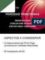 Taller Perdidas Tri but Arias 02-02-06