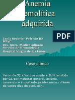 Anemiahemolitica
