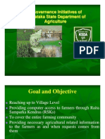 E-Governance Initiatives _ Agri
