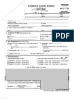 April 2011 Form 700 - Supervisor Jeff Smith
