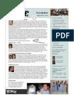 Newsletter 2008 09September
