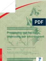 20years Cultural Heritage Vol1 En