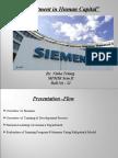 Siemens Ppt