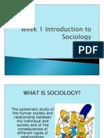 Week 1 Presentation