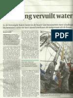Gasboring vervuilt water - Volkskrant 11 May 2011