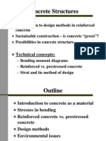 Introduction to Concrete Structures