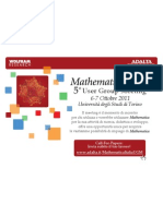 Mathematica UGM2011