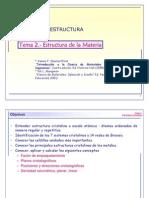 Tema2-Estructura de Los Materiales