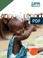2009 ACF-Spain Annual Report