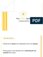 The Yellow Spot