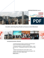 Hong Kong Chamber of Commerce Newsletter May 2011 ENG